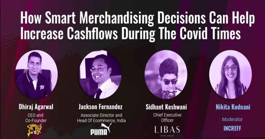 How smart merchandising decision can help improve cashflow during covid